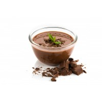 Pudding met Chocoladesmaak